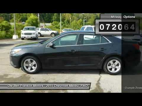 2015 Chevrolet Malibu Oak Ridge TN G1870