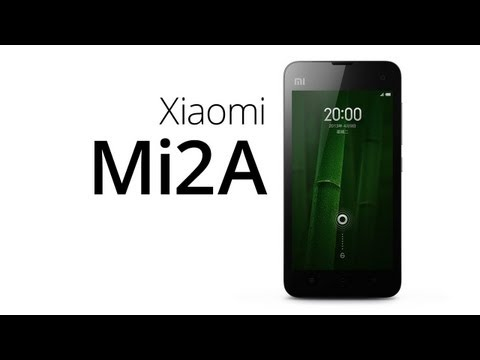 Xiaomi Mi2A (recenze)
