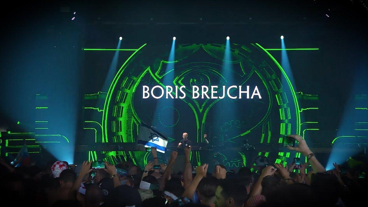 Boris Brejcha  Tomorrowland Belgium 2018