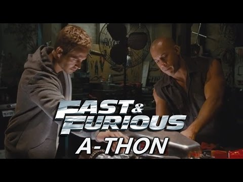 Fast & Furious (2009) REVIEW - FAST & FURIOUS-A-THON