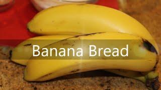 How To Make Banana Bread (pan De Guineo) Recipe