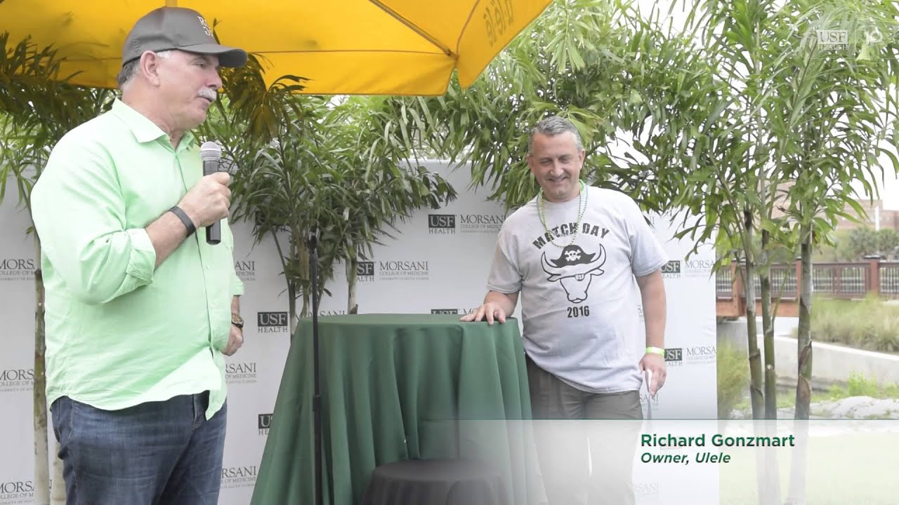 USF Health News Pirates invade USF Match Day 2016, deliver