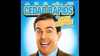 Opening To Cedar Rapids 2011 Blu-Ray