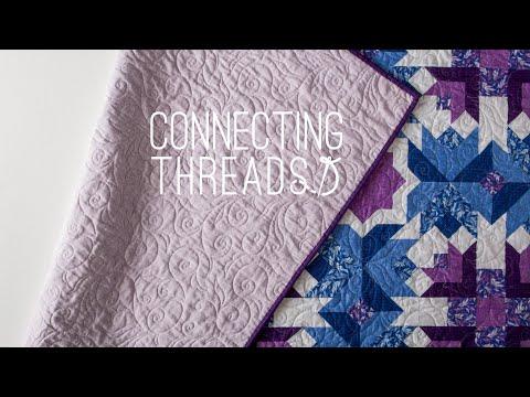 Afwerken Van Een Quilt.How To Bind A Quilt Youtube