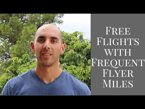 How to get FREE FLIGHTS with Frequent Flyer Programs