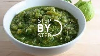 Salsa Verde Recipe, Tomatillo Salsa Recipe, Tomatillo Salsa Verde Recipe - What is Salsa Verde?