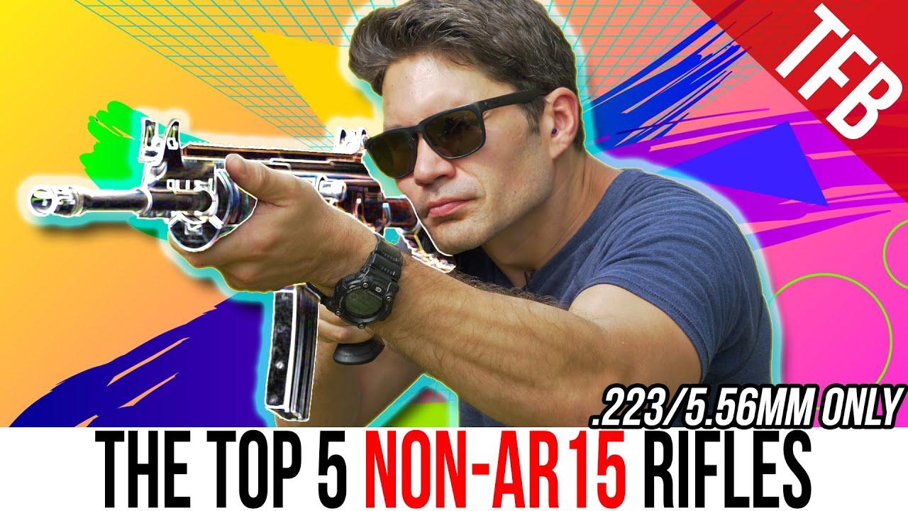 Top 5 Non-AR15 Rifles