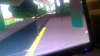 Amusement Park Walibi Roblox Daniel Part 1