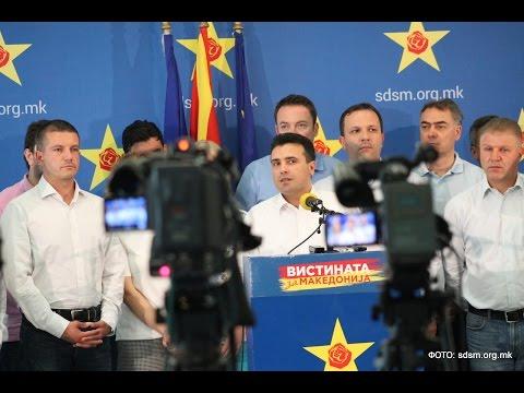 Заев: Избори во април без опозицијата не е можно да се о...