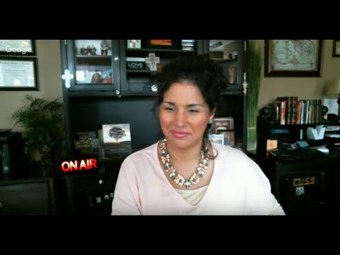 5PM PST Tuesday Live YouTube Open Your Eyes People Broadcast with Evangelist Anita Fuentes