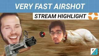 [TF2] AIRSHOT VERY fast habib flying at high speed