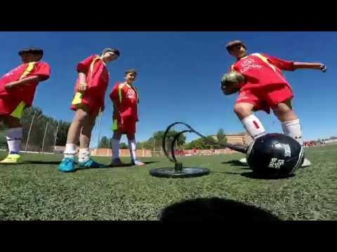 Campus de Fútbol Lecop Verano 2017 en Zaragoza ( Semana 2 )