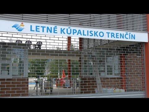 Na Trenčianskom Kúpalisku Začína Letná Sezóna