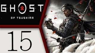 Ghost of Tsushima playthrough pt15 - Returning to Lady Masado and Lord Ishikawa
