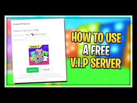 ROBLOX | Hack / Code | Free Private/VIP Servers | Any Game | Working | [6 / 1 / 2020]