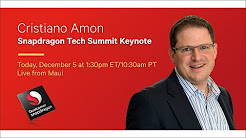Snapdragon Technology Summit Keynote 2017: Leading the Next Generation of Innovation