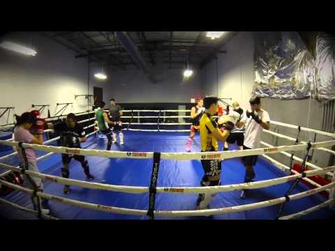 Sparring and Clinching Feb 13