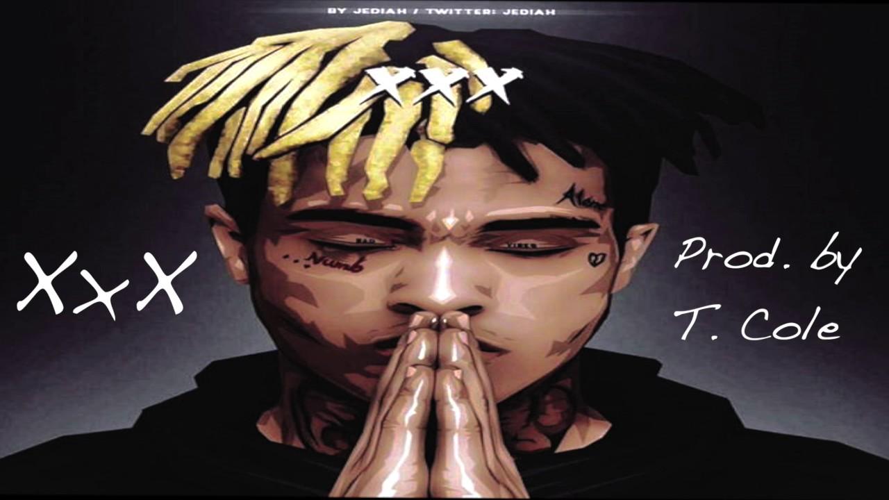 """XXXTentacion Type Beat """"XxX"""" (Prod. By T. Cole)"""