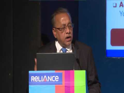 CEO, Mr. Lalit Jalan, speaks at the Reliance Infrastructure AGM, 27th September, 2016