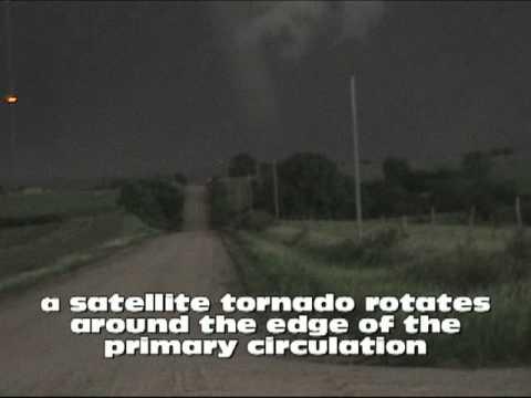 Hallam Tornado Video