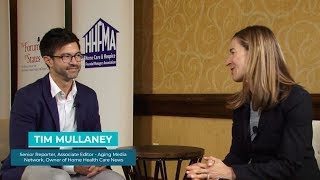 Tim Mullaney | Aging Media Network, Home Health Care News | NAHC Influencer Series