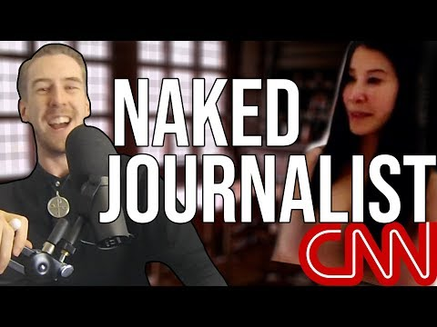 Selfish Journalist GETS NAKED During Strangers Therapy Session