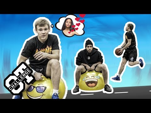 Mac McClung Brings The BOUNCE In The Overtime Challenge! Calls Out JELLYFAM'S JQ!