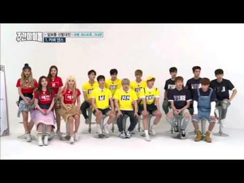K-pop idols cover exo's dance