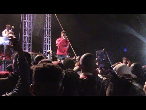 Nasty C iPotsoyi Fest Lit Performance