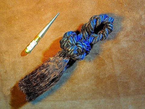 Sailors Whisk Knot - Sailors Swab Knot - How to Tie