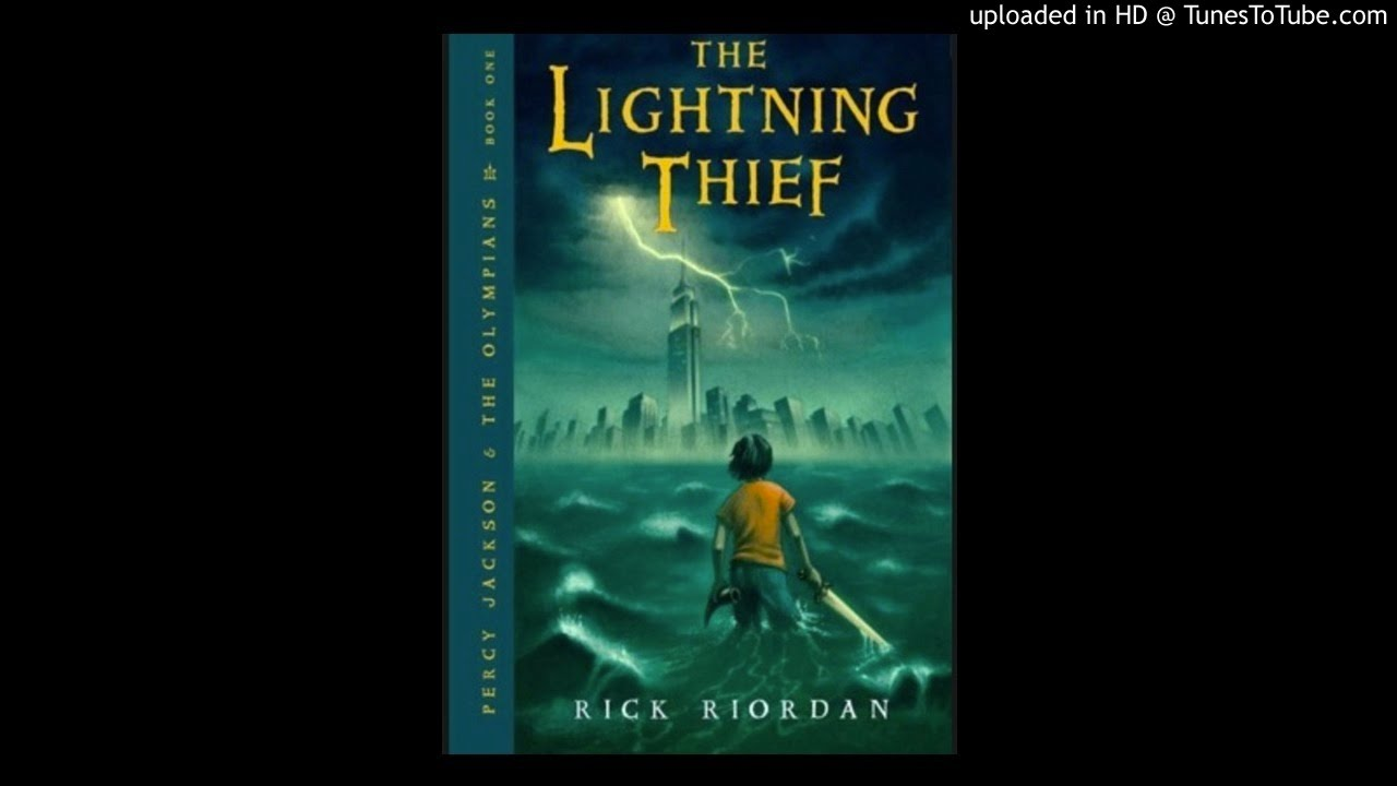The Lightning Thief Chapter 19 pp  300-319