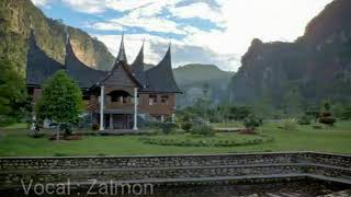 "Lagu Minang ""Patah Bacinto"" Vocal : ZALMON"
