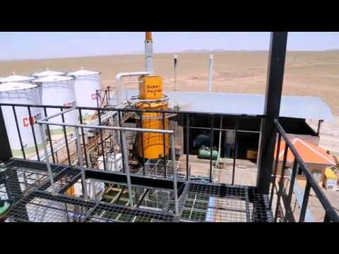 Asia Hariva Energy Industrial Co  Refinery