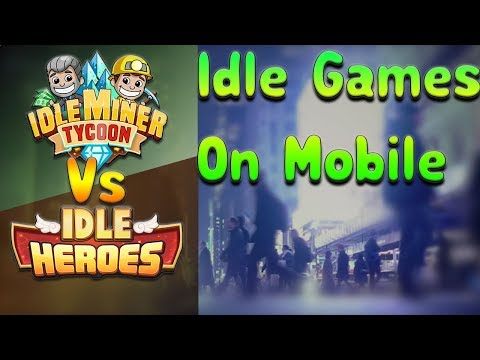 Top 10 Idle Games For Android/IOS 2019 I 5 Minute Gameplay
