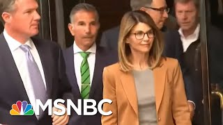 Lori Loughlin Sentenced To 2 Months In College Admissions Scandal   MSNBC