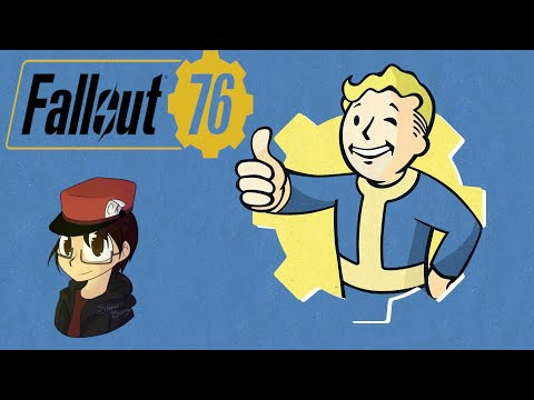 Fallout 76 - Part 2 - Haunted House?!