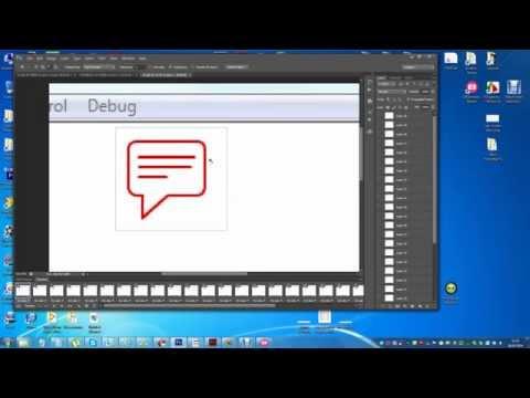 видео: Создание анимированной иконки для сайта