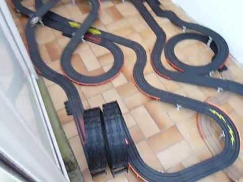 circuit de voitures tomy afx