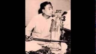 [RARE] Ustad Nathoo Khan from Pakistan-Sarangi Maestro- Raag Darbari - in Violin