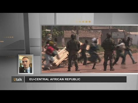 France and EU involvement in Central African Republic - utalk