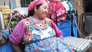 Conversación con la Ñaña Juana Huenchumil en el Patio Volantín