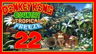 Let's Play Donkey Kong Country Tropical Frezze #022 : Frost feuriger Showdown