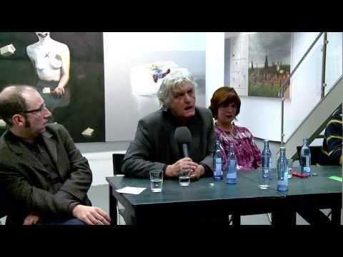 Treffpunkt Innenstadt (13.11.2012) #1 Kunsthaus Viernheim - Fritz Stier & Claus Bunte