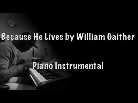 Because He Lives Keyboard Chords By Bill Gaither Worship Chords