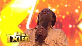 Donchez [Legendado PT-BR] Got Talent - Donchez recebe o Golden Buzzer com sua música Wiggle & Wine!