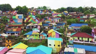 The Rainbow Village | Indonesia Discoveries | World Nomads