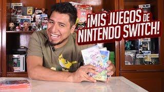 Mi colección de juegos : Nintendo Switch I Fedelobo I