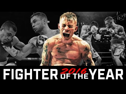 Fighter of the Year - 2016 Boxing Awards