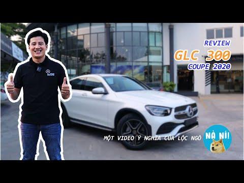Mercedes GLC300 4Matic Coupe 2020   Xế Cưng dành cho những khách hàng thích ĐỘC- ĐẸP- LẠ