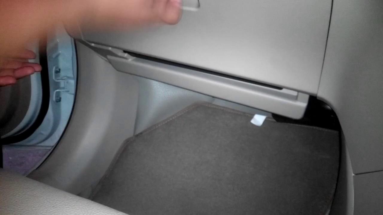 Cara Membongkar Filter Ac Suzuki Ertiga